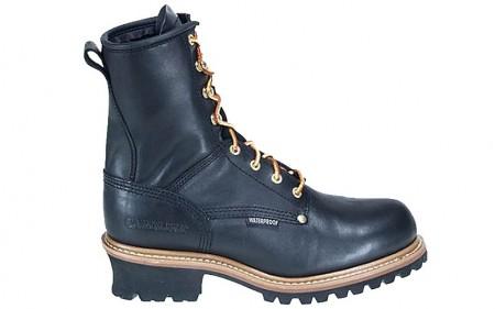 "Carolina 4823 - Men's - 8"" Insulated Waterproof Soft Toe Logger"