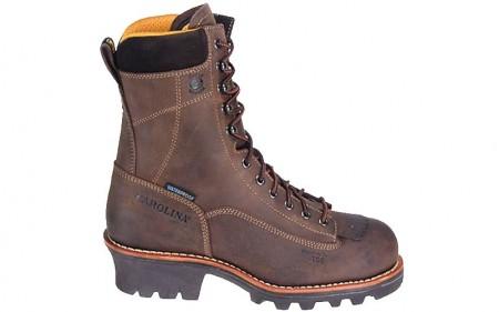 "Carolina 7022 - Men's - 8"" Waterproof Soft Toe Logger"
