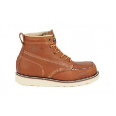 Carolina 7503 - Men's - 6 Inch Domestic Broad Moc Toe Steel Toe