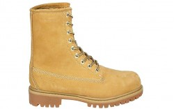 "Carolina 7545 - Men's - 8"" Insulated Waterproof Wheat Safety Toe"