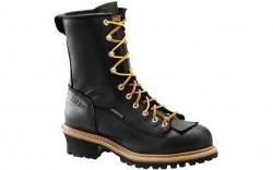 "Carolina 8825 - Men's - 8"" Waterproof Lace-To-Toe Soft Toe Logger"