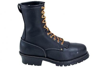 "Carolina 922 - Men's - 9"" Soft Toe Logger"