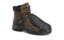 "Carolina CA5586 - Men's - 6"" Waterproof Comp Toe Tiger D3O External Metguard"