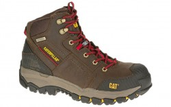 Caterpillar 74065 - Men's - Navigator - Waterproof - Soft Toe - Mid Work Boot