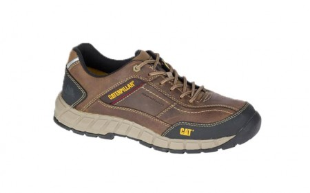 Caterpillar - Men's - 74116 Streamline Leather - Dark Beige