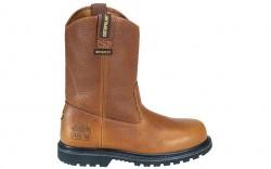 Caterpillar - Men's - 89882 Edgework Waterproof Safety Toe Wellington