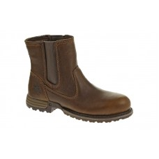 Caterpillar 90388 - Women's - Freedom Pull On Steel Toe - Oak