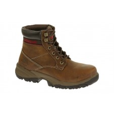 Caterpillar 90443 - Women's - Dryverse 6 Inch Waterproof Steel Toe - Dark Beige