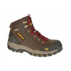 Caterpillar 90614 - Men's - Navigator Mid - Waterproof - Steel Toe Work Boot