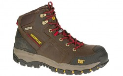 Caterpillar 90614 - Men's - Navigator Mid - Waterproof - Steel Toe Work Boot