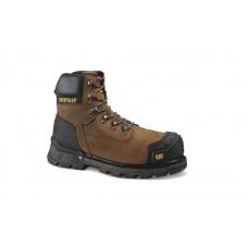 """Caterpillar - Men's - 90991 Excavator XL 6"""" Waterproof Composite Toe - Dark Brown"""