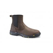 Caterpillar - Men's - 91026 Wheelbase Steel Toe - Clay