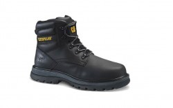 Caterpillar - Men's - 91060  Fairbanks Steel Toe - Black
