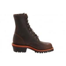 "Chippewa Men/'s 8/"" Edge Walker Waterproof Soft Toe Work Boot 25346"