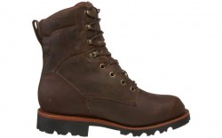 Chippewa 26330 - Men's - Insulated Steel Toe 8 Inch Bay Apache EH Waterproof Lace-Up