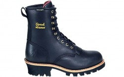 Chippewa 73051 - Men's - Waterproof Insulated 8 Inch Black Oiled Logger