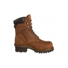 Chippewa 55025 - Men's - 8 Inch Steel Toe Heavy Duty Tough Bark Waterproof Insulated Logger