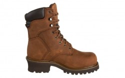 Chippewa 55025 - Men's - 8 Inch Steel Toe Heavy Duty Tough Bark Waterproof Insulated Logger