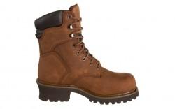 Chippewa 55026 - Men's - 8 Inch Steel Toe Heavy Duty Tough Bark Logger