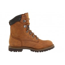 Chippewa 55069 - Men's - 8 Inch Waterproof Steel Toe Insulated Aged Bark Lace-Up