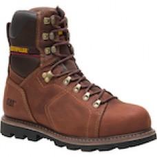 "Caterpillar P90979 - Men's - 8"" Alaska 2.0 Waterproof Thinsulate Steel Toe - Brown"