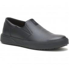 Caterpillar P51041 - Men's - Prorush Slip Resistant Slip On - Black