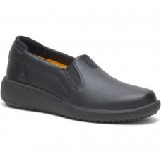 Caterpillar P51048 - Women's - Prorush Slip Resistant Slip On Soft Toe - Black