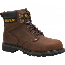Caterpillar P89586 - Men's - Second Shift Steel Toe - Dark Brown