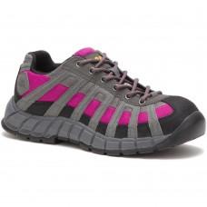 Caterpillar P90299 - Women's - Switch Steel Toe - Black/Baton Rouge