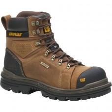 """Caterpillar P90449 - Men's - 6"""" Hauler Waterproof Composite Toe - Dark Beige"""