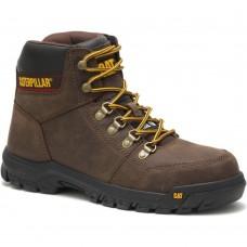 Caterpillar P90803 - Men's - Outline Steel Toe - Seal Brown