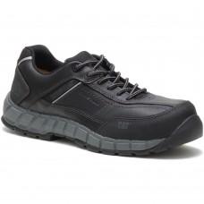 Caterpillar P90839 - Men's - Streamline Leather Composite Toe - Black