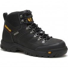 Caterpillar P90936 - Men's- Threshold Waterproof Steel Toe - Black