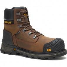 """Caterpillar P90991 - Men's - 6"""" Excavator Waterproof Composite Toe - Dark Brown"""