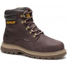 Caterpillar P91080 - Men's - Fairbanks Waterproof Steel Toe - Mulch