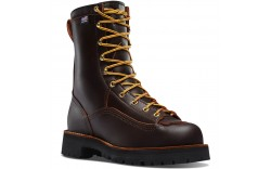 "Danner 10600 - Men's - 8"" Rain Forest - Brown"