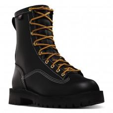 """Danner 11500 - Men's - 8"""" Super Rain Forest -Black"""