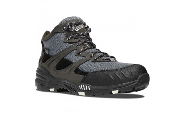 """Danner Mens 12252 Springfield Grey//White 4.5/"""" Comp Toe NMT Safety Shoes 14 D"""