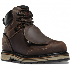 "Danner 12532 - Men's - 6"" Steel Yard Steel Toe Met Guard - Brown"