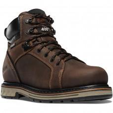 """Danner 12533 - Men's - 6"""" Steel Yard 400G Insulation Steel Toe - Brown"""