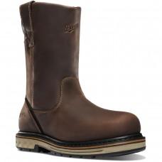 """Danner 12560 - Men's - 11"""" Steel Yard Wellington - Brown"""