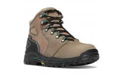 "Danner 13853 - Women's - 4"" Vicious Composite Toe - Brown/Green"