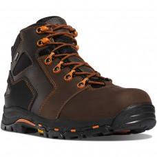 """Danner 13858 - Men's - 4.5"""" Vicious - Brown/Orange"""