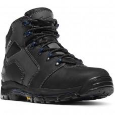 """Danner 13864 - Men's - 4.5"""" Vicious Composite Toe - Black/Blue"""