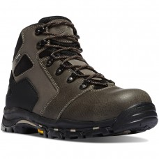 "Danner 13878 - Men's - 4.5"" Vicious Composite Toe Hot - Slate/Black"