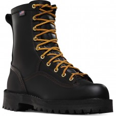 "Danner 14100 - Women's - 8"" Rain Forest - Black"