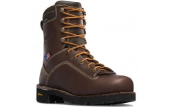 """Danner 17305 - Men's - 8"""" Quarry USA - Brown"""