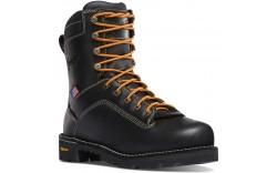 """Danner 17309 - Men's - 8"""" Quarry USA - Black"""