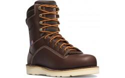 """Danner 17327 - Men's - 8"""" Quarry USA - Brown Wedge"""