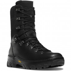 "Danner 18054 - Men's - 8"" Wildland Tactical Firefighter - Black Smooth-Out"